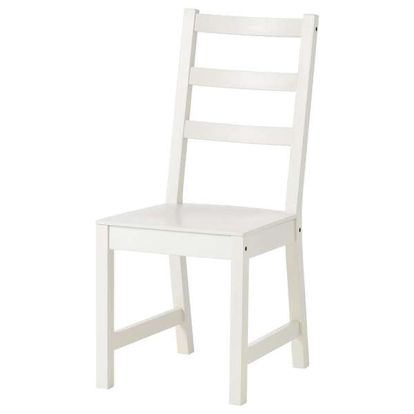 NORDVIKEN นูร์ดวีคเกน เก้าอี้, ขาว