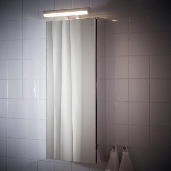 ÖSTANÅ เอิสตาโน ไฟ LED ติดตู้/ติดผนัง, ขาว, 36 ซม.