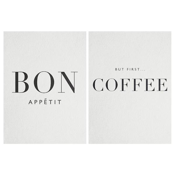 PJÄTTERYD พแยทเทอรีด รูปภาพ, Bon appétit, 28x38 ซม.