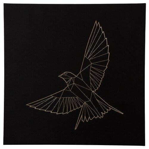 พแยทเทอรีด รูปภาพ Golden bird 56 ซม. 56 ซม.