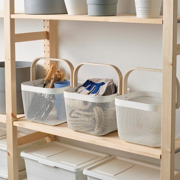 IKEA รีซาทอร์ป ตะกร้าลวด