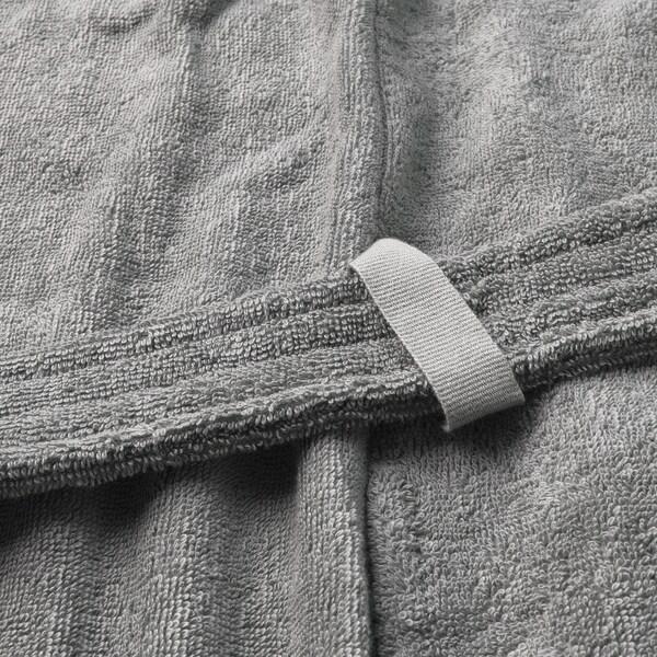 ROCKÅN ร็อคคอน เสื้อคลุมอาบน้ำ, เทา, ขนาด S/M