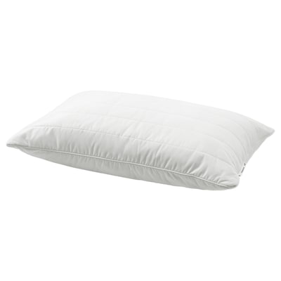 RUMSMALVA รุมส์มัลวา หมอนเออร์โกโนมิก นอนตะแคง/นอนหงาย, 50x80 ซม.