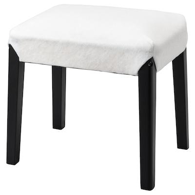 SAKARIAS ซาคารีอัส โครงเก้าอี้สตูล, ดำ