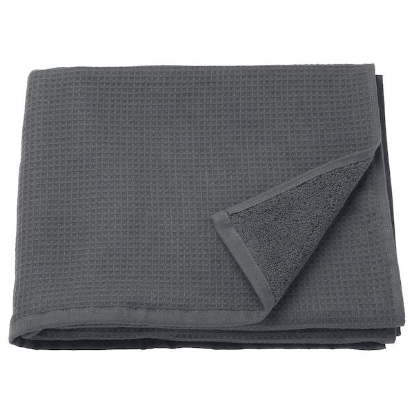 SALVIKEN ซัลวีคเคน ผ้าเช็ดตัว, สีแอนทราไซต์, 70x140 ซม.
