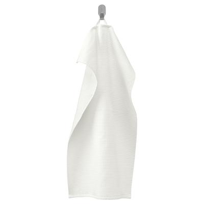 SALVIKEN ซัลวีคเคน ผ้าเช็ดมือ, ขาว, 40x70 ซม.