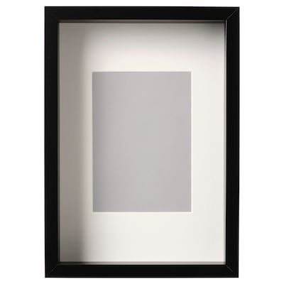 SANNAHED ซันนาเฮียด กรอบรูป, ดำ, 21x30 ซม.