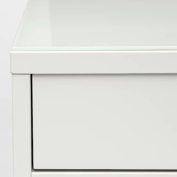 SYVDE ซืฟเด โต๊ะเครื่องแป้ง, ขาว, 100x48 ซม.