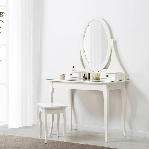 TINIUS ทินิอุส เก้าอี้สตูล, ขาว