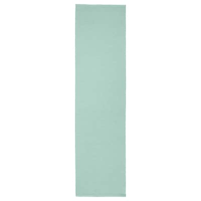 UTBYTT อูทบิตต์ ผ้าคาดโต๊ะ, สีไลท์เทอร์ควอยซ์, 35x130 ซม.
