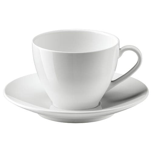 แวร์เดรา ถ้วยกาแฟและจานรอง 15 ซม. 9 ซม. 7 ซม. 20 ซล.