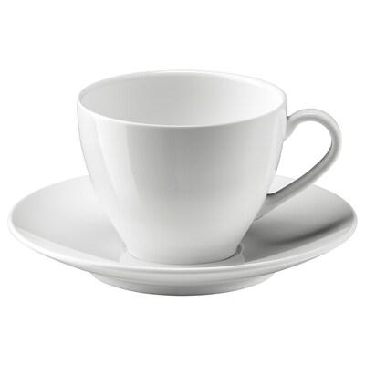 VÄRDERA แวร์เดรา ถ้วยกาแฟและจานรอง, 20 ซล.