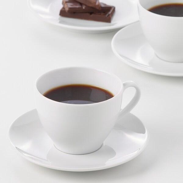 แวร์เดรา ถ้วยกาแฟและจานรอง, 20 ซล.