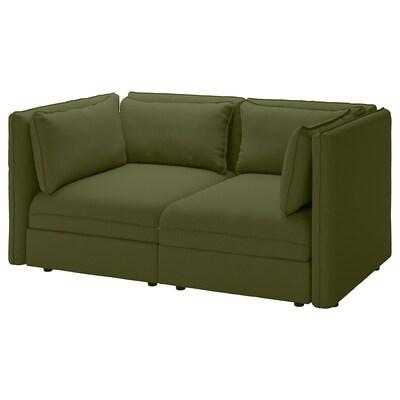 วัลเลนทูนา โซฟาโมดูลาร์2ที่นั่ง, อุชต้า สีเขียวมะกอก