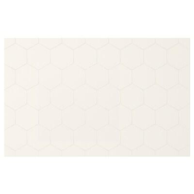 วัสส์วีคเกน บานตู้/หน้าลิ้นชัก, ขาว, 60x38 ซม.