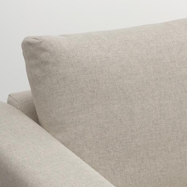 VIMLE วิมเล เก้าอี้นวมตัวยาว