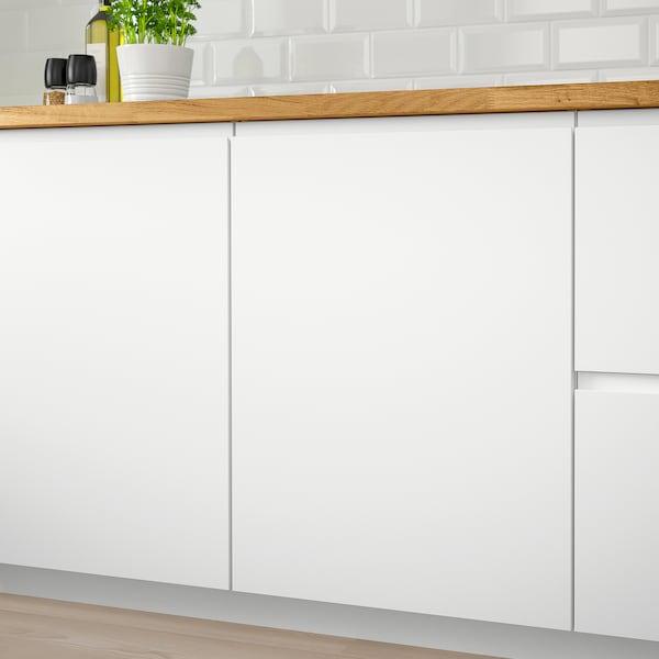 VOXTORP วอกซ์ทอร์ป บานตู้, ผิวด้าน สีขาว, 30x60 ซม.
