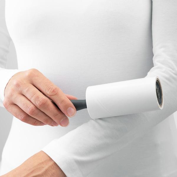 БЕСТІС ролик для чищення одягу сірий 40 pieces 22 см 7.5 м
