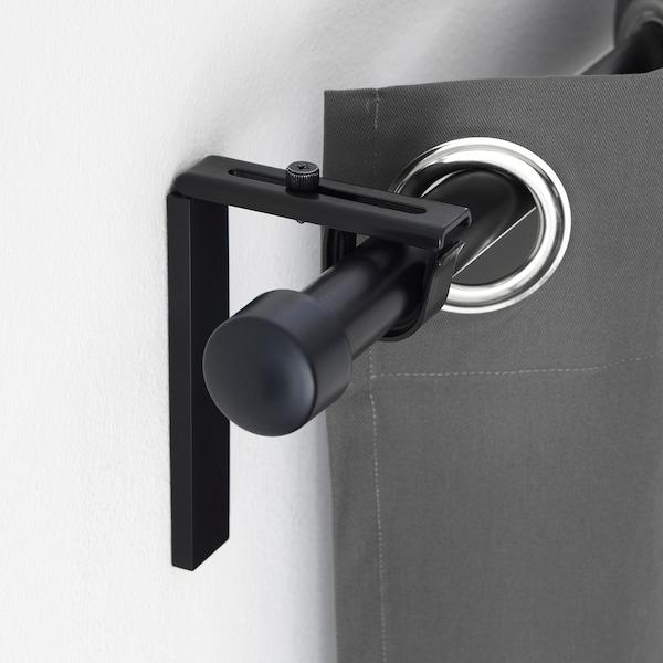 BETYDLIG БЕТІДЛІГ Кріплення для стін/стелі, чорний