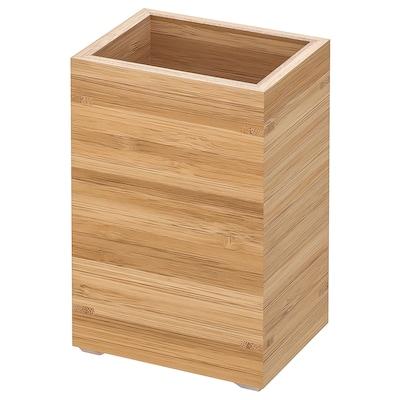 DRAGAN ДРАГАН Підставка для зубних щіток, бамбук