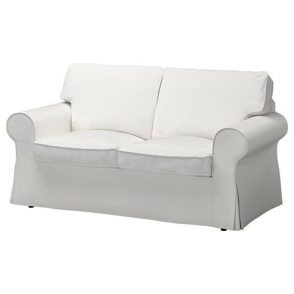 ЕКТОРП чохол для 2-місного дивана ВІТТАРЮД білий