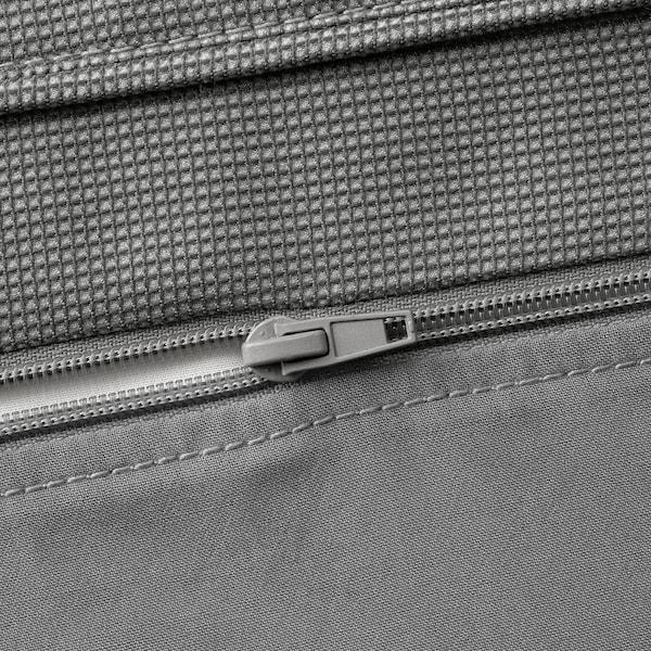 EKTORP ЕКТОРП Підставка для ніг, РЕММАРН світло-сірий