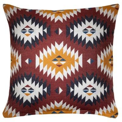 FRANSINE ФРАНСІН Чохол для подушки, різнобарвний, 50x50 см