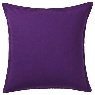 GURLI ГУРЛІ Чохол для подушки, темно-бузковий, 65x65 см