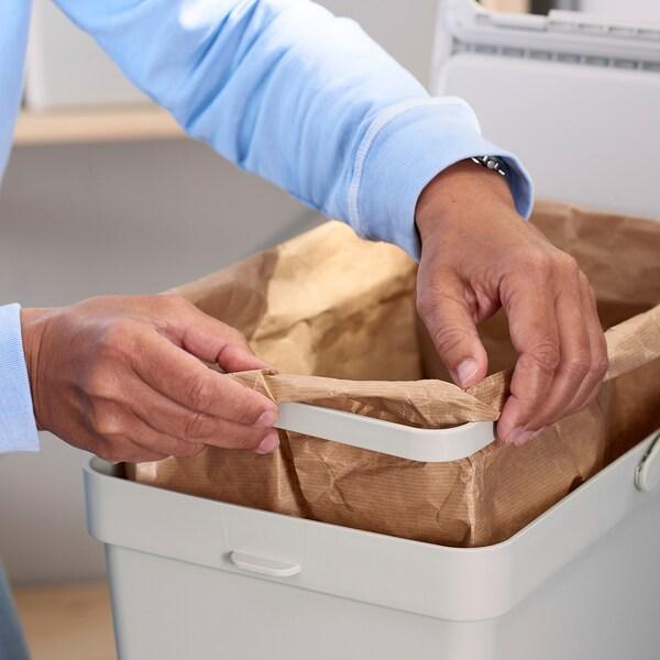 HÅLLBAR ХОЛЛЬБАР Рішення для сортування відходів