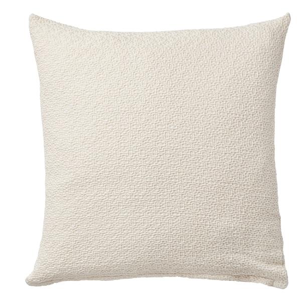 HEDSÄV ХЕДСЕВ Чохол для подушки, кремово-білий, 50x50 см