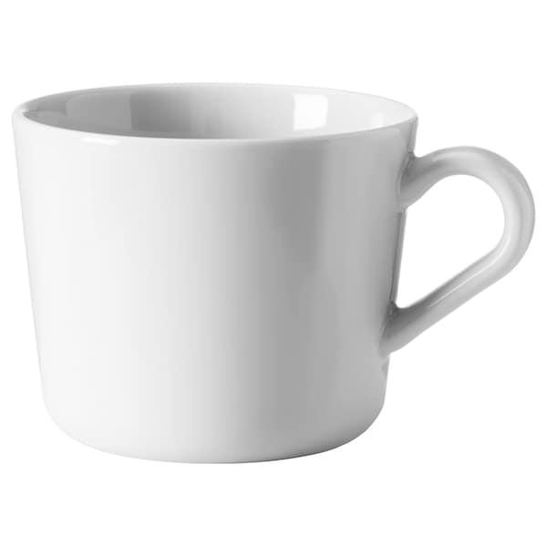 IKEA 365+ чашка білий 7 см 24 сл