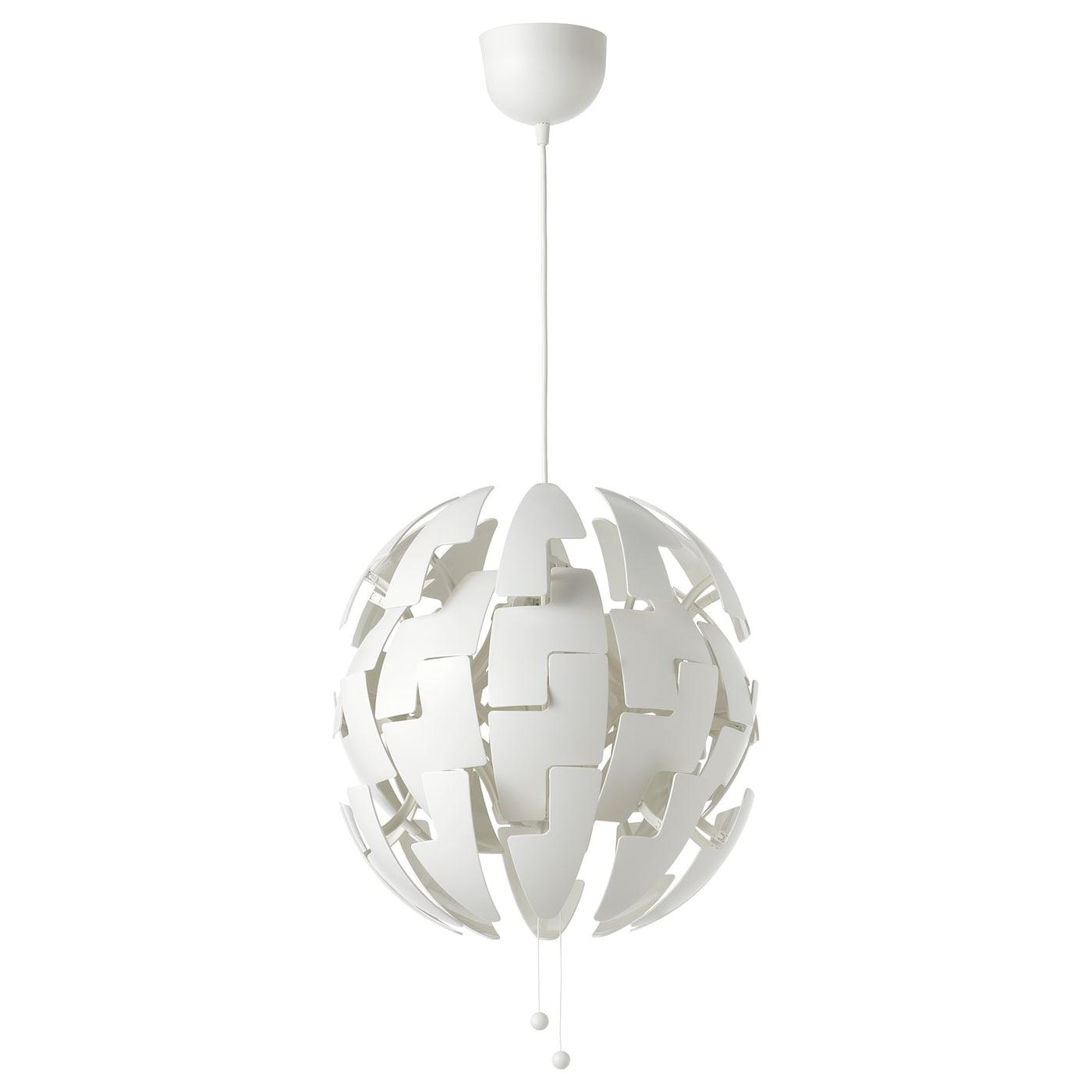 IKEA PS 2014 ІКЕА ПС 2014 Світильник підвісний - білий 35 см