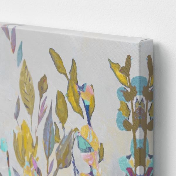 PJÄTTERYD ПЙЕТТЕРЮД Картина, кольоровий олень, 50x70 см