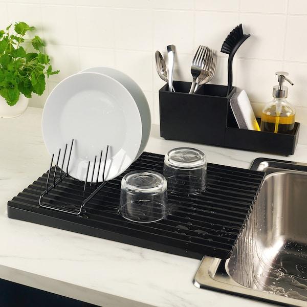 RINNIG РІННІГ Сушарка для посуду двостороння, 40x31 см