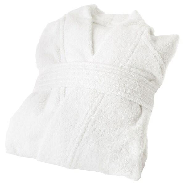 РОККОН Банний халат, білий, S/M