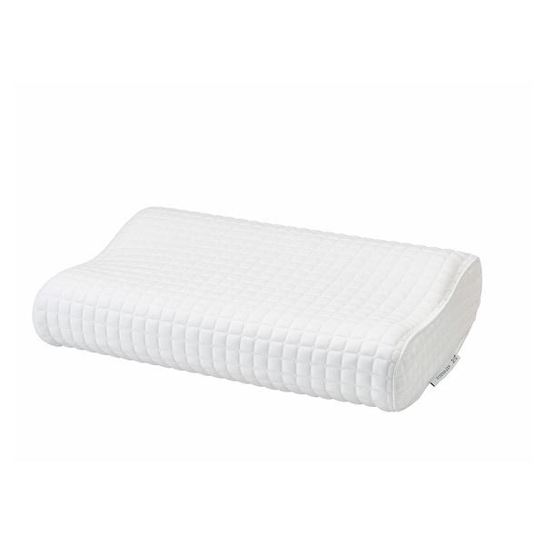 ROSENSKÄRM РОЗЕНСКЕРМ Ергоном подушка, д/сну н/боці/спині, 33x50 см