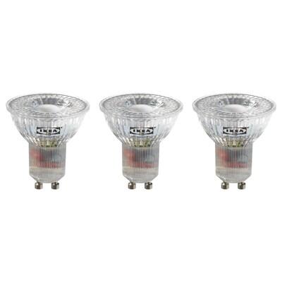 РІЕТ LED лампа GU10 200 лм 200 Люмен 2.5 Вт 3 штук