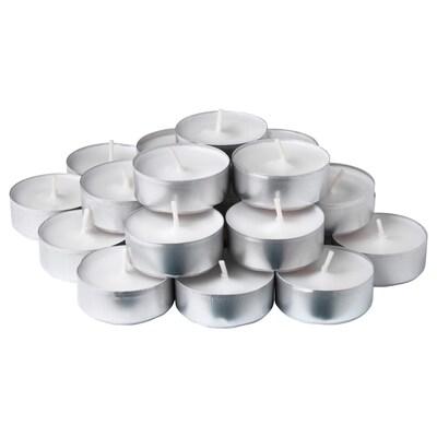 SMÅTREVLIG СМОТРЕВЛІГ Свічка-таблетка ароматична, ваніль та морська сіль/натуральний