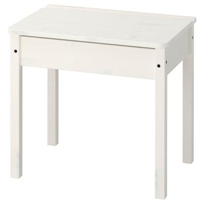 СУНДВІК дитячий письмовий стіл  білий 60 см 45 см 55 см