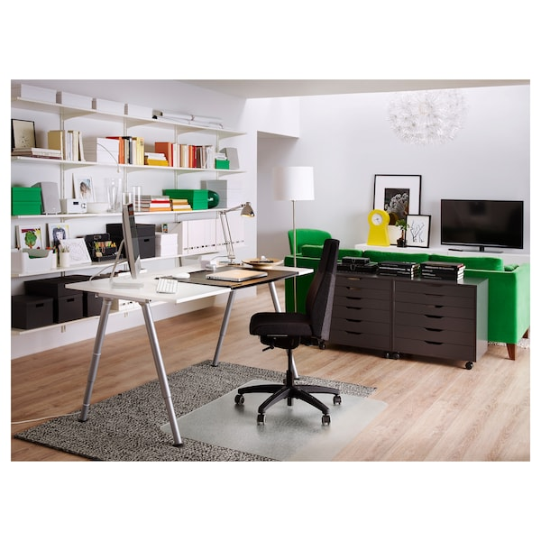 THYGE ТІГЕ Письмовий стіл, 160x80 см