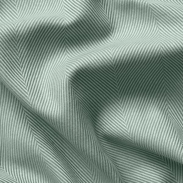 ТІБАСТ штори, 1 пара зелений 300 см 145 см 2.65 кг 4.35 м² 2 штук