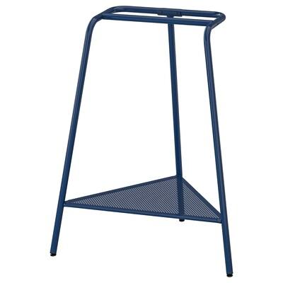 TILLSLAG ТІЛЛЬСЛАГ Опора для стола, темно-синій метал