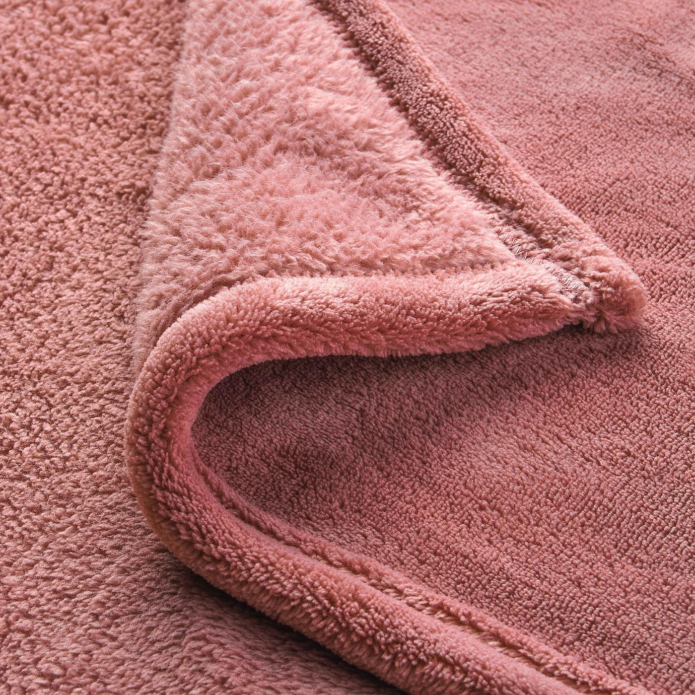 TRATTVIVA ТРАТТВІВА Покривало - темно-рожевий 230x250 см