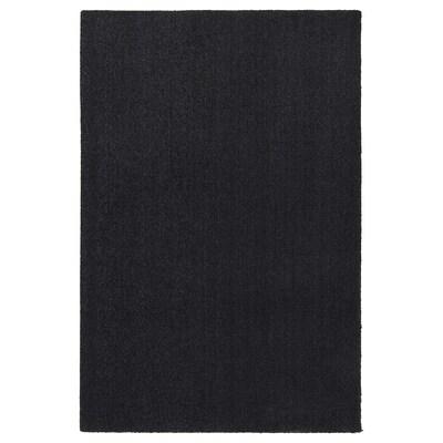ТЮВЕЛЬСЕ килим, короткий ворс темно-сірий 195 см 133 см 14 мм 2.59 м² 3000 г/м² 1880 г/м² 13 мм