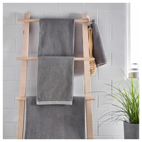 ВІКФЙЕРД гостьовий рушник  сірий 50 см 30 см 0.15 м² 475 г/м²