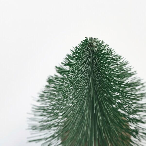 VINTER 2020 ВІНТЕР 2020 Набір прикрас, 3 шт, Різдвяна ялинка зелений