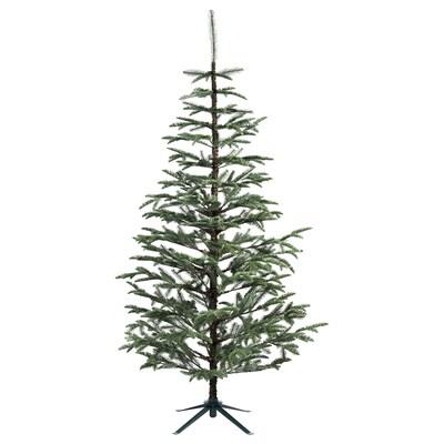 VINTER 2020 ВІНТЕР 2020 Штучна рослина, для приміщення/вулиці/Різдвяна ялинка зелений, 210 см