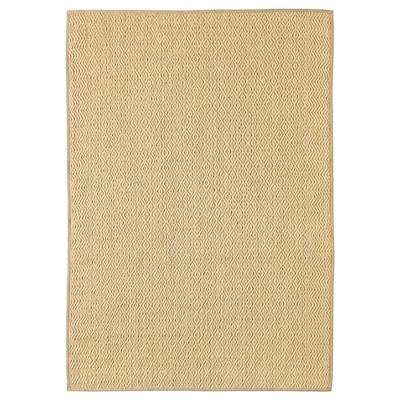 VISTOFT ВІСТОФТ Килим, пласке плетіння, натуральний, 170x240 см