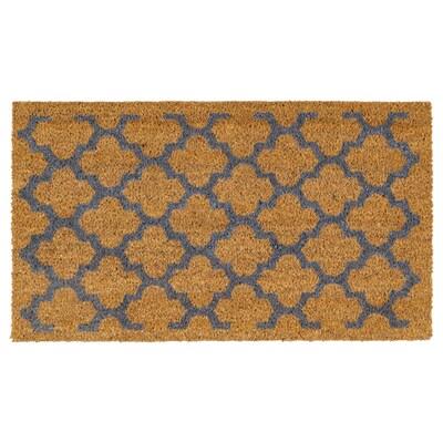 """ÄBELNÄS Door mat, natural, 1 ' 4 """"x2 ' 4 """""""