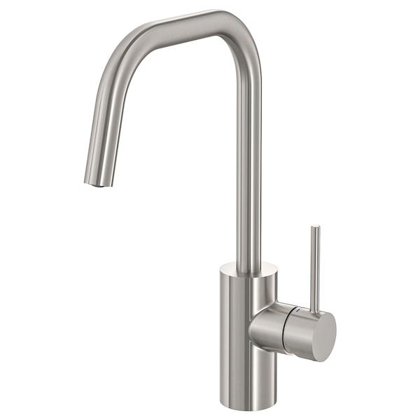"ÄLMAREN kitchen faucet stainless steel color 14 1/8 """